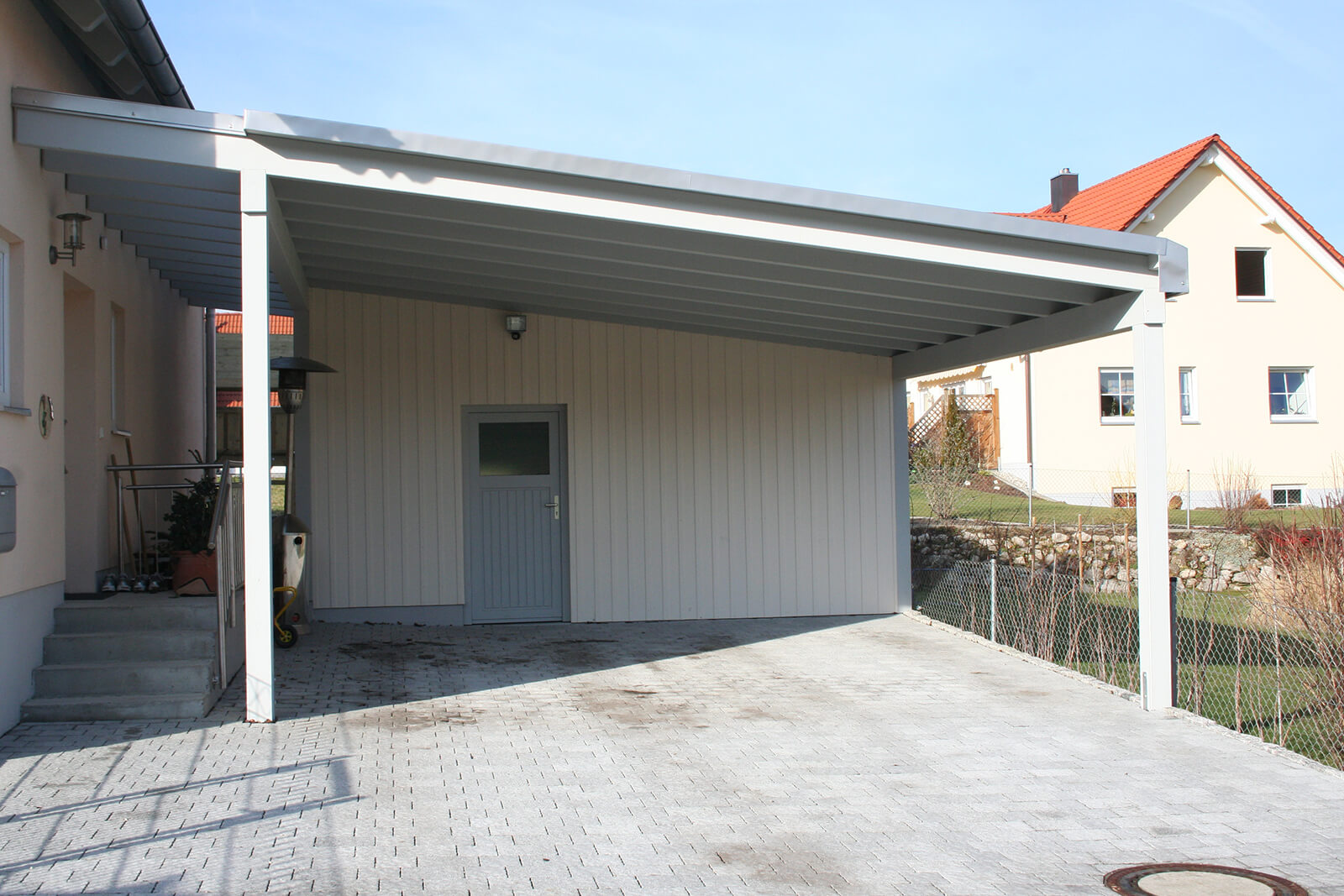 holzbau carport