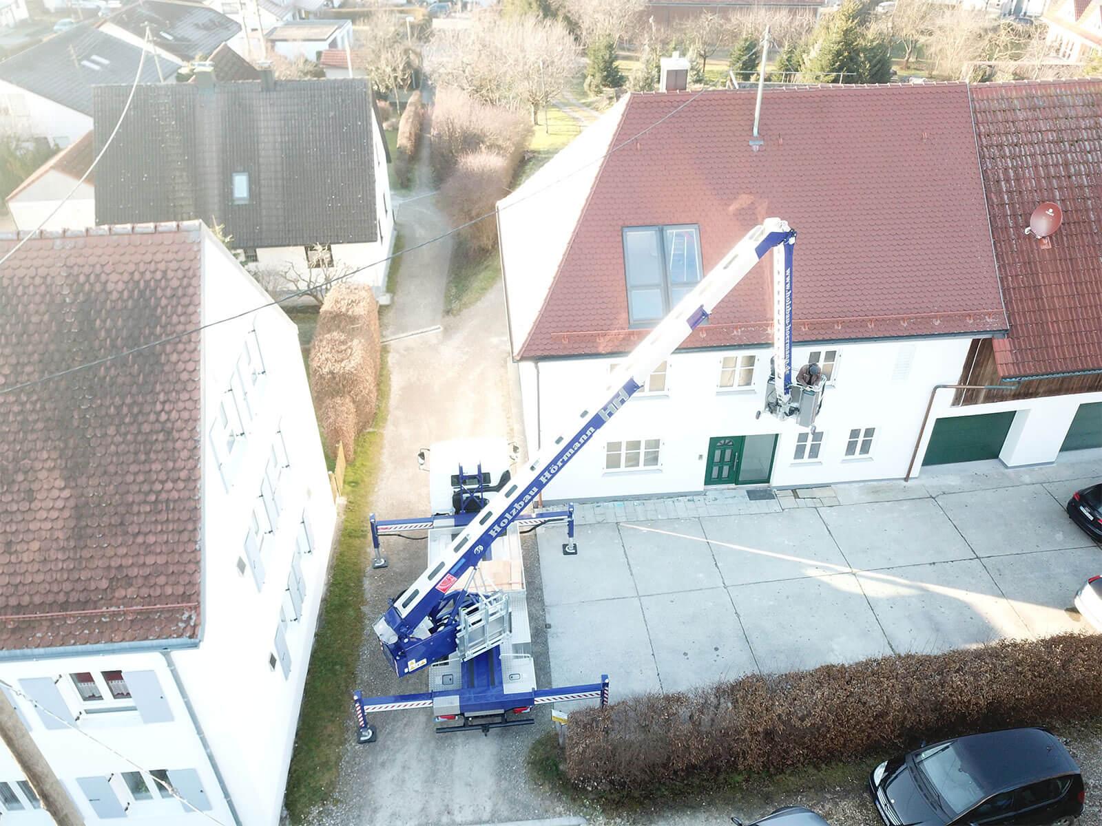Kranverleih region augsburg